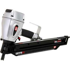 """Grip-Rite GRTFR83,  Short Body Framing Nailer for 2"""" to 3-1/4"""" 21° Round Head Framing Nails"""