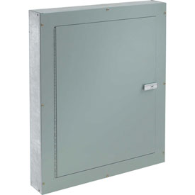 Buy Hoffman ATC36246S, Telephone Cabinet, Surf. Mount, 36.00X24.00X6.00, Galvanized/Gray