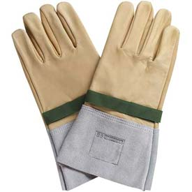 Facom® Leather Safety OverGloves - Size 9