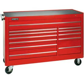 """Proto J456646-12BL 450HS 66"""" 12 Drawer Tool Chest Blue by"""