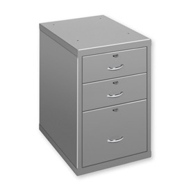 3 Drawer Cabinet Putty