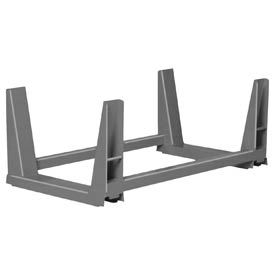"Twin Rack U-Frame - 24""W Gray"