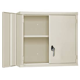 "Pucel Wall Cabinet WC-3027  - 30""W x 14""D x 27""H, Putty"
