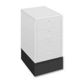 Drawer Cabinet Base Black