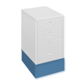 Drawer Cabinet Base Blue