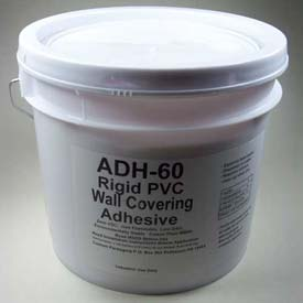 Mastic Adhesive For Installation Of Wall Sheet And Vinyl Corner Guards, 5 Gal. Container