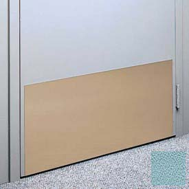 """Kick Plate Made From .040"""" PVC Sheet, 48"""" x 32"""", Stormy Blue"""