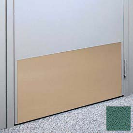 "Kick Plate Made From .060"" Pvc Sheet, 24"" X 48"", Grotto - Pkg Qty 2"