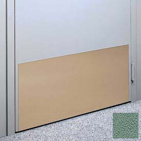 """Kick Plate Made From .060"""" PVC Sheet, 48"""" x 32"""", Teal"""