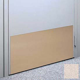 "Kick Plate Made From .060"" PVC Sheet, 48"" x 32"", Beige Desert"