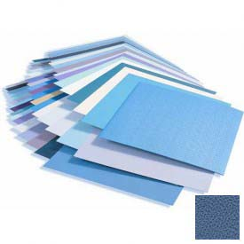 Rigid Vinyl Wall Covering, Pebblette/Haircell Texture, .060'' Thick, 4' X 8' Sheets, Blue Bird