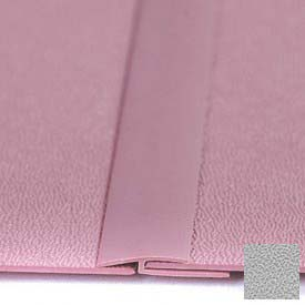 8' Long Joint Cover For Wall Sheet, Pearl Gray