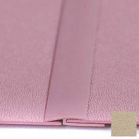 8' Long Joint Cover For Wall Sheet, Tan