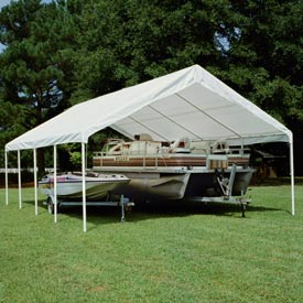 King Canopy Hercules™ Canopy HC1827PC, 27'L x 18'W, White