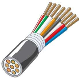 Quick Cable 220109-500 TC Control Cable, 18/6 Gauge, 50 Ft by