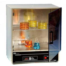Quincy Lab 115V Digital Acrylic Door Incubator 10-140E, 120W