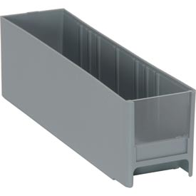 "Quantum Patient Drawer IDR202 - Gray,  2-3/4""W x 11""D x 3-5/16""H - Pkg Qty 24"