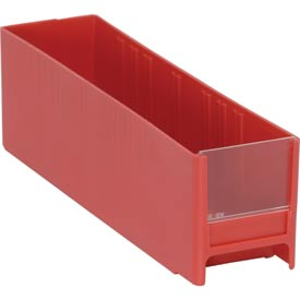 "Quantum Patient Drawer IDR202 - Red , 2-3/4""W x 11""D x 3-5/16""H - Pkg Qty 24"