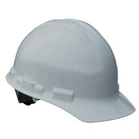Radians GHR6 Granite Cap Style Hardhat, 6 Point Ratchet, Gray by