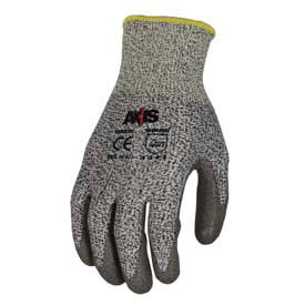 Radians RWG530 Axis Cut Protection Level 3 Work Glove, L by