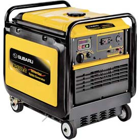 Subaru 4300 W RG4300iS Industrial/Commercial Inverter Generator