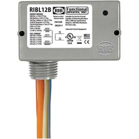 RIB Enclosed Latching Relay RIBL12B, 20A, 12VAC/DC by