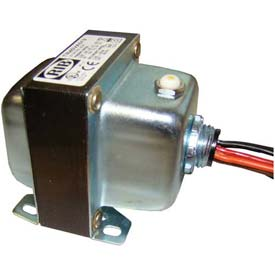 RIB® Transformer TR40VA013, 40VA, 208/240/277/480-120VAC, 1 Hub, Foot Mount, Circuit Breaker