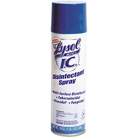 Lysol® Brand I.C. Disinfectant Spray, 19 Oz. 12/Case - RAC95029CT