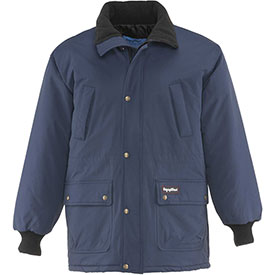 ChillBreaker Parka Regular, Navy Large by Parkas
