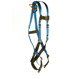 Evolve™ Universal Fit Full Body Harness W/D-Ring, Mating Buckle Legs, 310 lbs Capacity