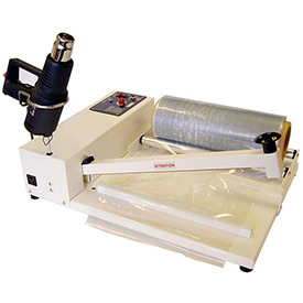 "Sealer Sales SWK-14-S3 14"" I-Bar Sealer (W-350I), 12"" Shrink Film (500 ft.) & Heat Gun by"