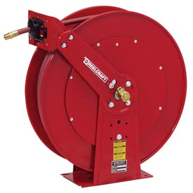 Dual Pedestal, 3/8 x 75ft, 4000 psi, Grease with Hose