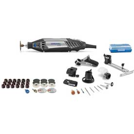 Dremel 4300-5/40 4200-Series Variable Speed Rotary Tool Kit w/ 6 Attachments & 40 Accessories by