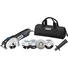 Dremel US40-01 Ultra-Saw Multi-Saw Tool Kit w/ 5 Accessories by