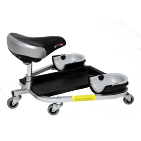"""Click here to buy RACATAC Kneeling/Sitting Creeper w/2"""" Casters 01RAC."""