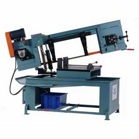 Horizontal Band Saw 2 HP 220V 3 Phase Roll-In Saw HS1418 by