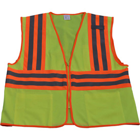 Protective Clothing Hi Visibility Vests Petra Roc Two