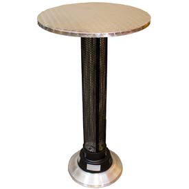 Hiland Patio Heater HLI-6011Electric 1500W Pub Table