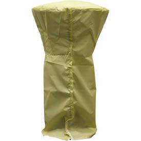 Hiland Patio Heater Cover HVD-TTCV-T Tabletop Heavy Duty Tan for PrimeGlo HLDS032 Models