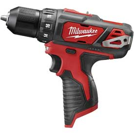 """Milwaukee 2407-20 M12 3/8"""" Cordless Drill/Driver (Bare Tool Only) by"""
