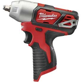 "Milwaukee 2463-20 M12 Cordless 3/8"" Square Impact Wrench W/ Ring (Bare Tool Only) by"