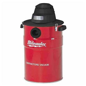 Milwaukee® 8950, 1-Stage Wet/Dry Vacuum Cleaner