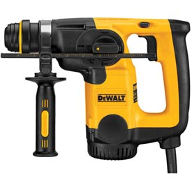 "DeWALT D25313K 1"" L-Shape Three Mode SDS Hammer"