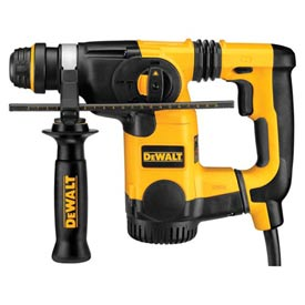 "DeWALT® D25323K 1"" Heavy Duty SDS Rotary Hammer Kit"