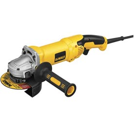 "DeWALT® D28115 4-1/2"" / 5"" High Performance Grinder w/ Trigger Grip"