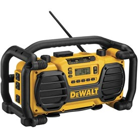 DeWALT® DC012 Worksite Charger/Radio