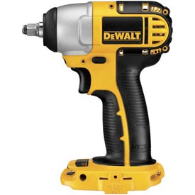 "DeWALT DC823B 3/8"" (9.5mm) 18V Cordless Impact Wrench (Tool Only) by"