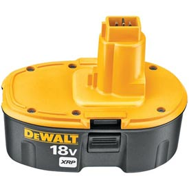 DeWALT® DC9096 18V XRP Extended Run-Time NiCd Battery Pack