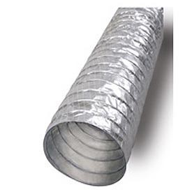 S-Ld Thermaflex Flexible Hvac Duct - 4 Inch Diameter - Pkg Qty 8