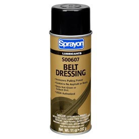 Sprayon SP607 Belt Dressing, 11 oz. Aerosol Can - SC0607000 - Pkg Qty 12